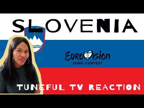 EUROVISION 2019 - SLOVENIA - TUNEFUL TV REACTION & REVIEW