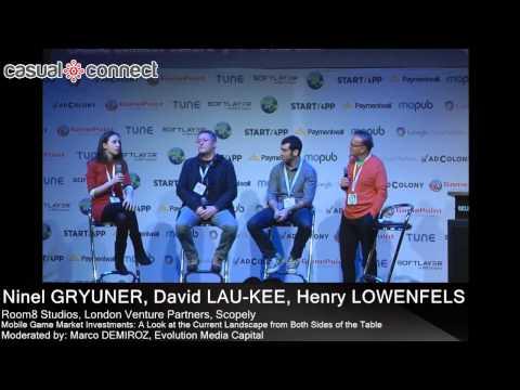 Mobile Game Market Investments | GRYUNER, LAU-KEE, LOWENFELS, DEMIROZ