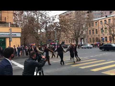 8 Марта в Ереване - Մարտի 8 Երևանում