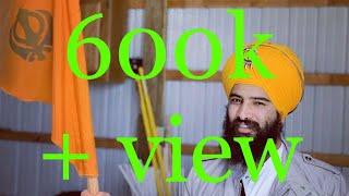 Bhindranwale Sher to - Bhai Mehal Singh ji kavishri jatha at U.K. 2017