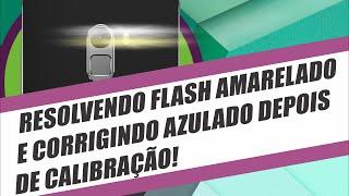 MELHORANDO FOTOS AMARELADAS E AZULADAS APÓS CALIBRAÇÃO! [DICA] FLASH DUBLO LENOVO VIBE A7010