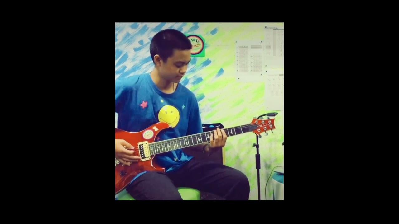 เล่นลิ้น Guitar #4wdch #shorts