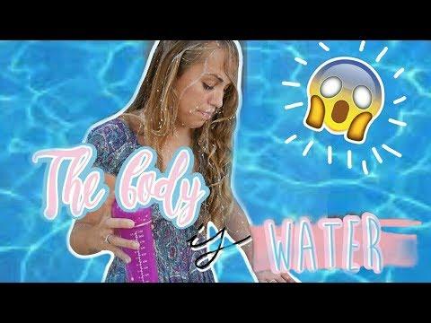 THE BODY IS WATER CHALLENGE + EL RETO MÁS GRACIOSO - LoveYoli