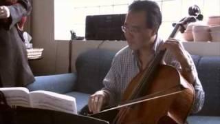 Cristina Pato, Yo Yo Ma. Songs of Joy and Peace