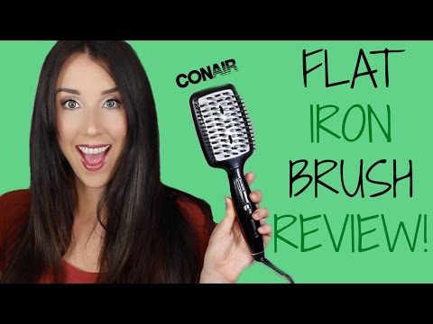 Review: Conair Infiniti Pro Paddle Brush
