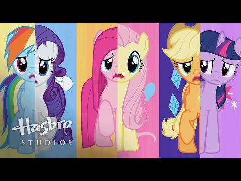 "MLP: Friendship is Magic - ""What My Cutie Mark is Telling Me"" Music Video"