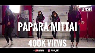 Dj ArviN - Papara Mittai  (Official Remix Video )