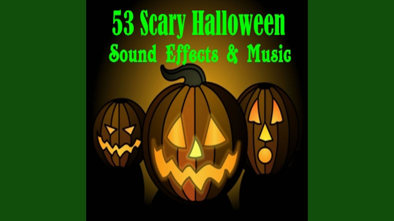 free halloween sound effects # 14