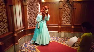 Disney Princess meet and greet (8-17-2016)