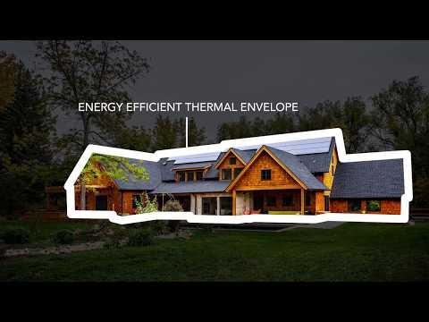 Cornerstone Homes Net-Zero Energy Construction
