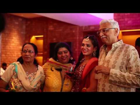 Vidhi & Aabhas - A Punjabi and Marwari wedding