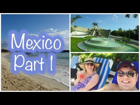 Mexico Trip Part 1| Grand Serenis, Beach, Wildlife Encounters | Sophie Helyn