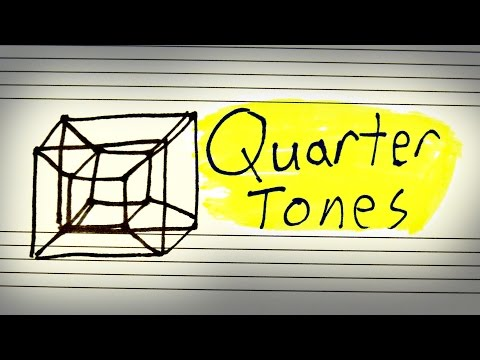 How Many Notes Are There? The Theory of Quarter Tes