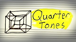 How Many Notes Are There? The Theory of Quarter Tones