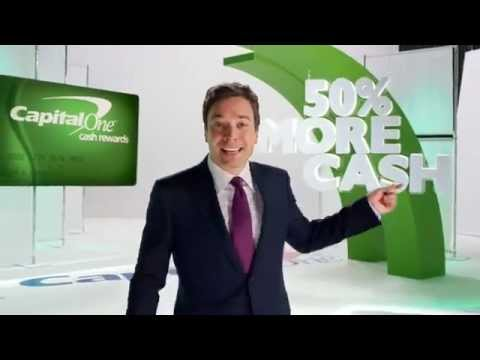 Capital One Commercial - Jimmy Fallon Baby