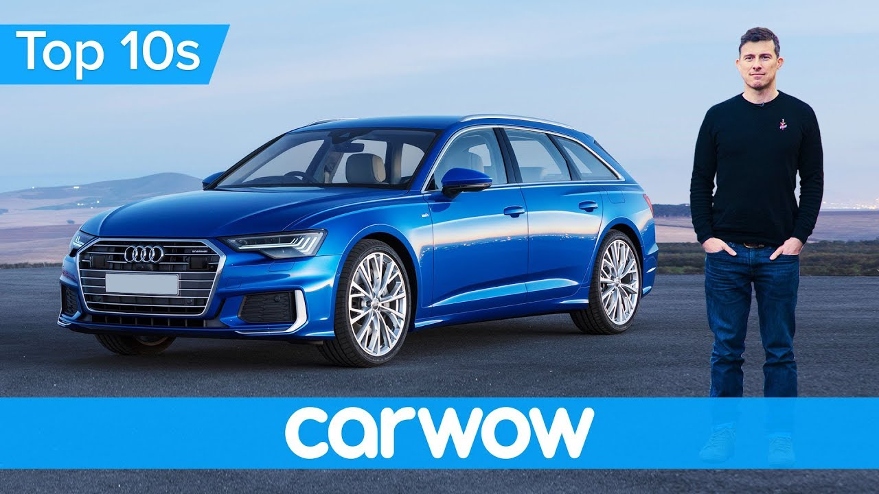 new audi a6 avant 2019 revealed is it the 39 smartest. Black Bedroom Furniture Sets. Home Design Ideas