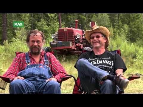 Her ser du klipp fra episode 4 av 11 Ekte Norsk Redneck