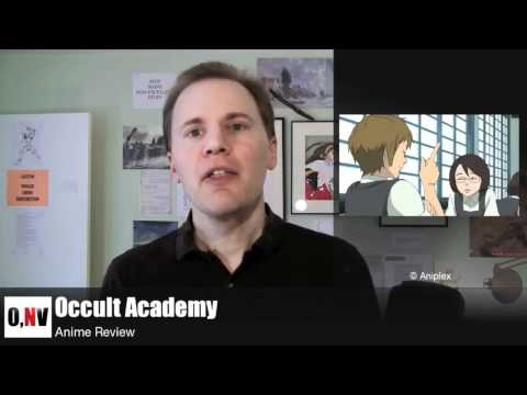 Occult Academy - Anime Review