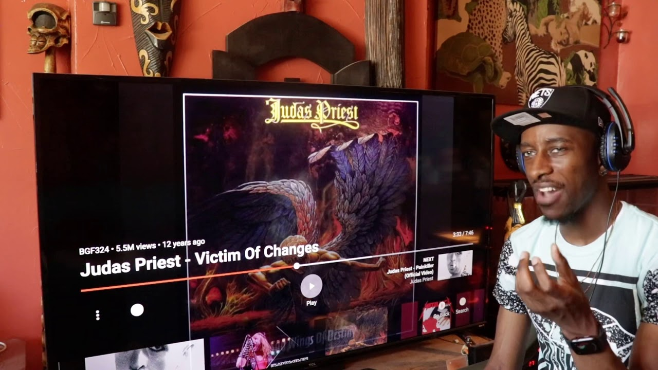 Judas Priest - Victims Of Changes | Reaction