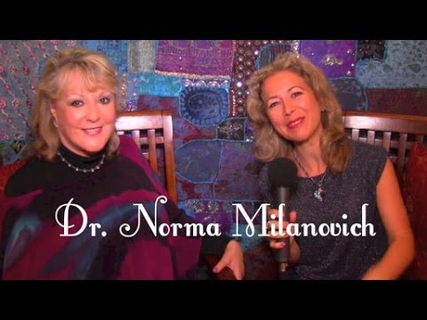 Dr. Norma Milanovich about her contact with The Arcturians