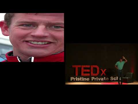 Beyond the limit! Within your potential! | Mogens Jensen | TEDxPristinePrivateSchool