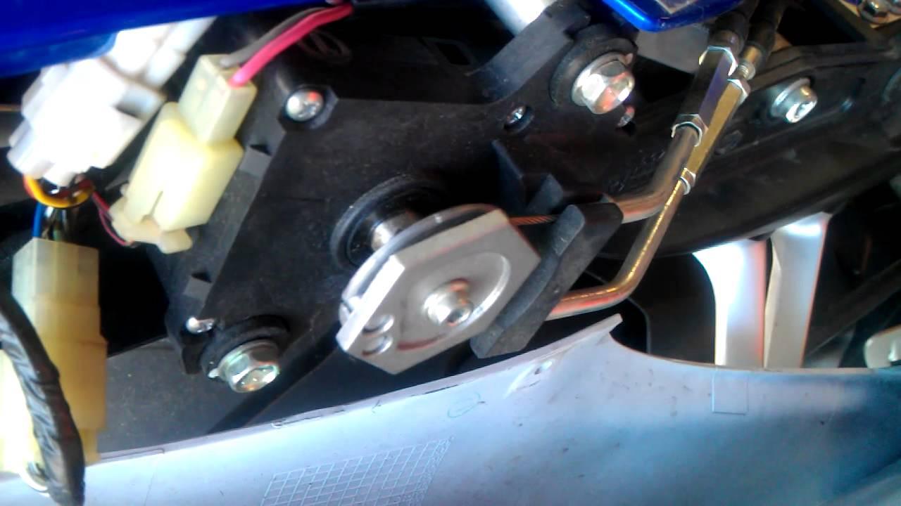 2006 Suzuki Gsxr 600 Clicking Exhaust Actuator Set Valve