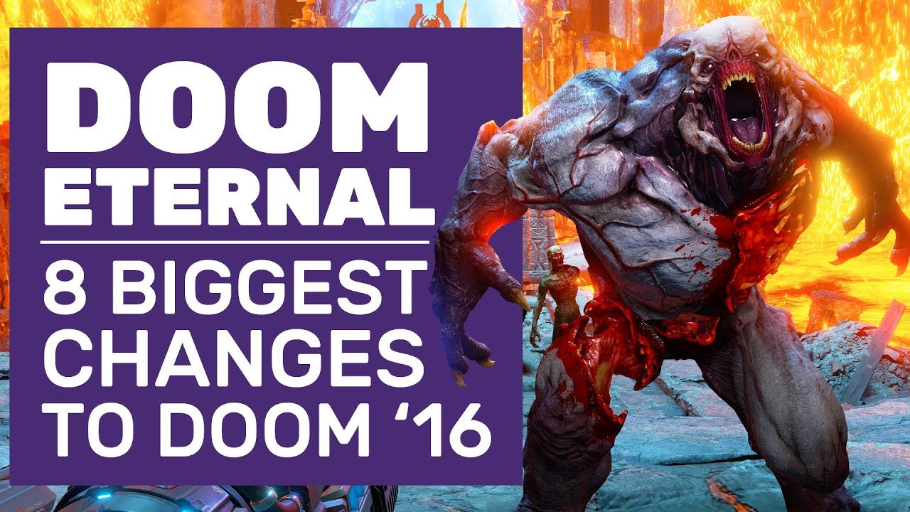 Preview: 'Doom Eternal' wants to be 'Evil Dead 2'-type of sequel