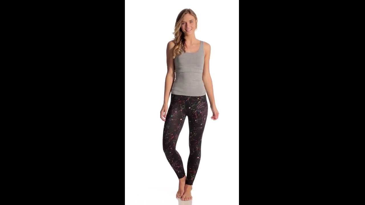 23f848154d CW-X Women's Stabilyx Running Tights Print | SwimOutlet.com - YouTube