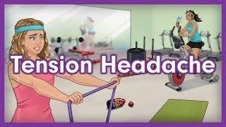 Tension Headache USMLE Mnemonic