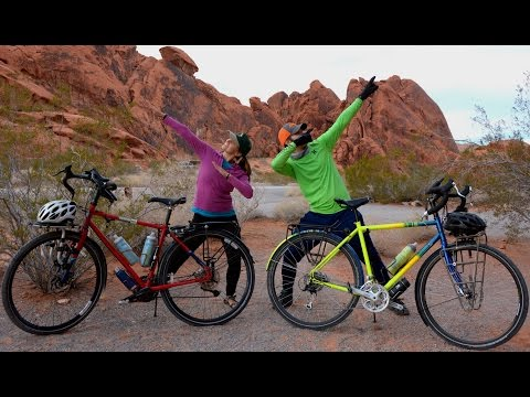 Bicycle Touring: His & Her Gear Overview thumbnail
