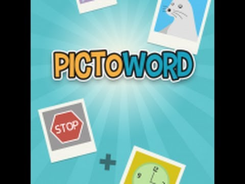 Pictowords Levels 41-50 Answers - YouTube
