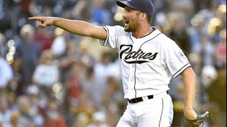 Los Angeles Angels Acquire Huston Street From San Diego Padres