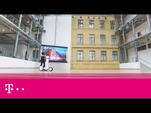 Telekom Indoor Digitalisierung (NavVis)