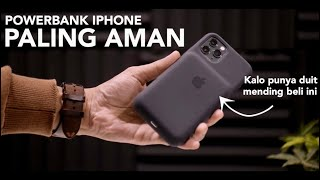 Gambar cover Casing 3 Juta 😭: Apple Smart Battery Case - Review Indonesia by iTechlife