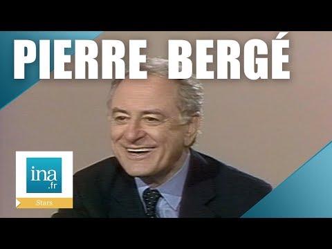 Pierre Bergé 'Je suis un artiste manqué' | Archive INA