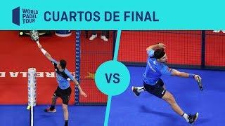 Resumen Cuartos De Final Sanyo/Maxi Vs Allemandi/Silingo Vigo Open 2019