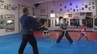 Why Martial Arts For School-Age Kids