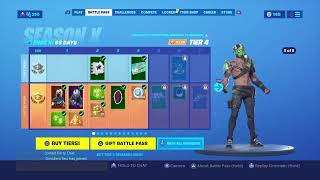 FORTNITE save the world + someone gift me battle pass for stw items
