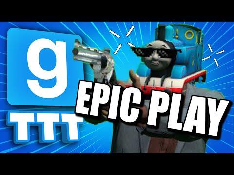 SPIFF'S EPIC EXPLOITS   Gmod TTT