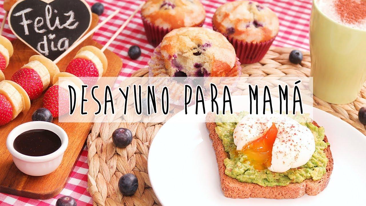 Desayunos Para El Dia De La Madre Colombia