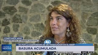 Municipalidad pide conciliación obligatoria con los recolectores