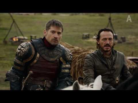 Игра Престолов 7 сезон 4 серия. Финальная Битва. Game Of Thrones S7 E4. (1 часть)