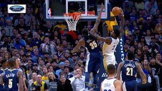 Golden State Warriors vs Denver Nuggets    Rounding into Shape   