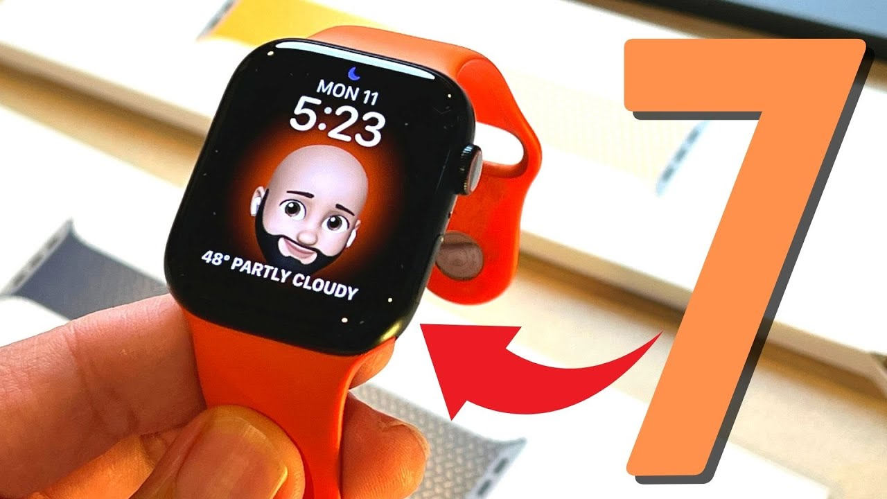 Download Apple Watch Series 7 Unboxing & Impressions: Surprising!