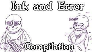 Ink And Error [Mini Comics Compilation Dub!!!]