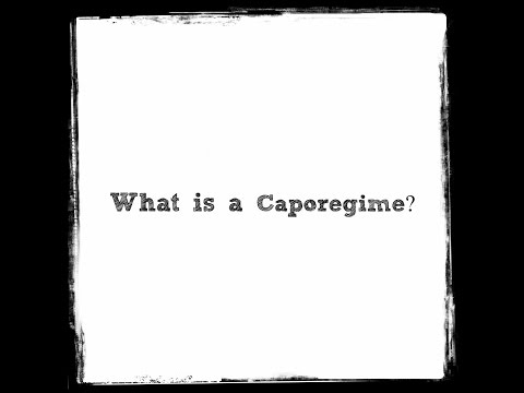 What is a Caporegime? – Mafia Family Structures