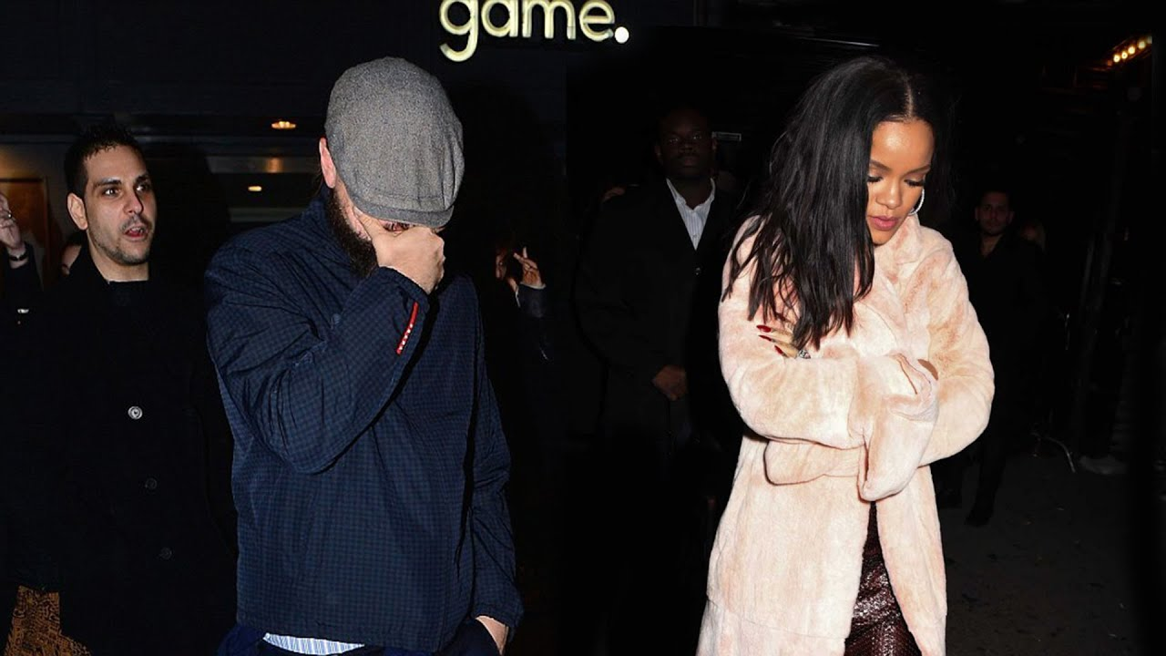 Chris reaction to riri dating leonardo dicaprio