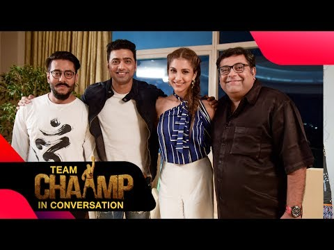Team Chaamp | Special Coverage | Dev | Rukmini | Raj Chakraborty | Indranil Roy | Sangeet Bangla
