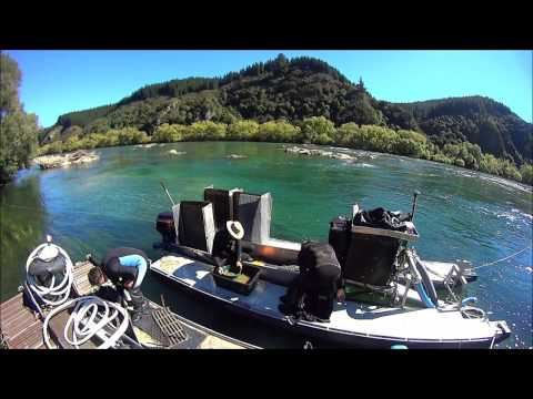 2017 Gold Dredging summer ep1