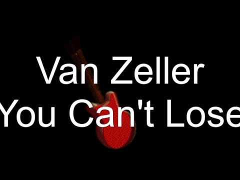 Van Zeller - You Can't Lose